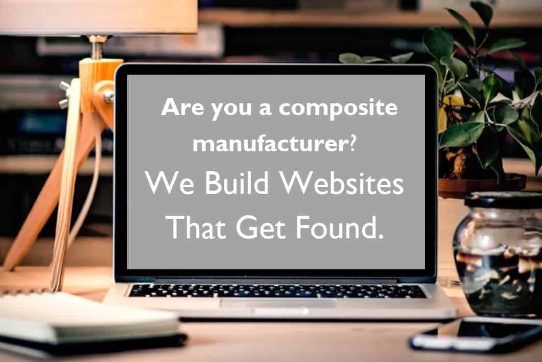 Composite Manufacturers UK website design peterborough