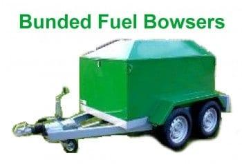 Bunded Fuel Bowser