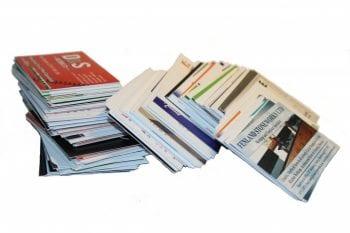 Marketing Mistake #15 Poor Prospect Management business-cards-managing-prospects