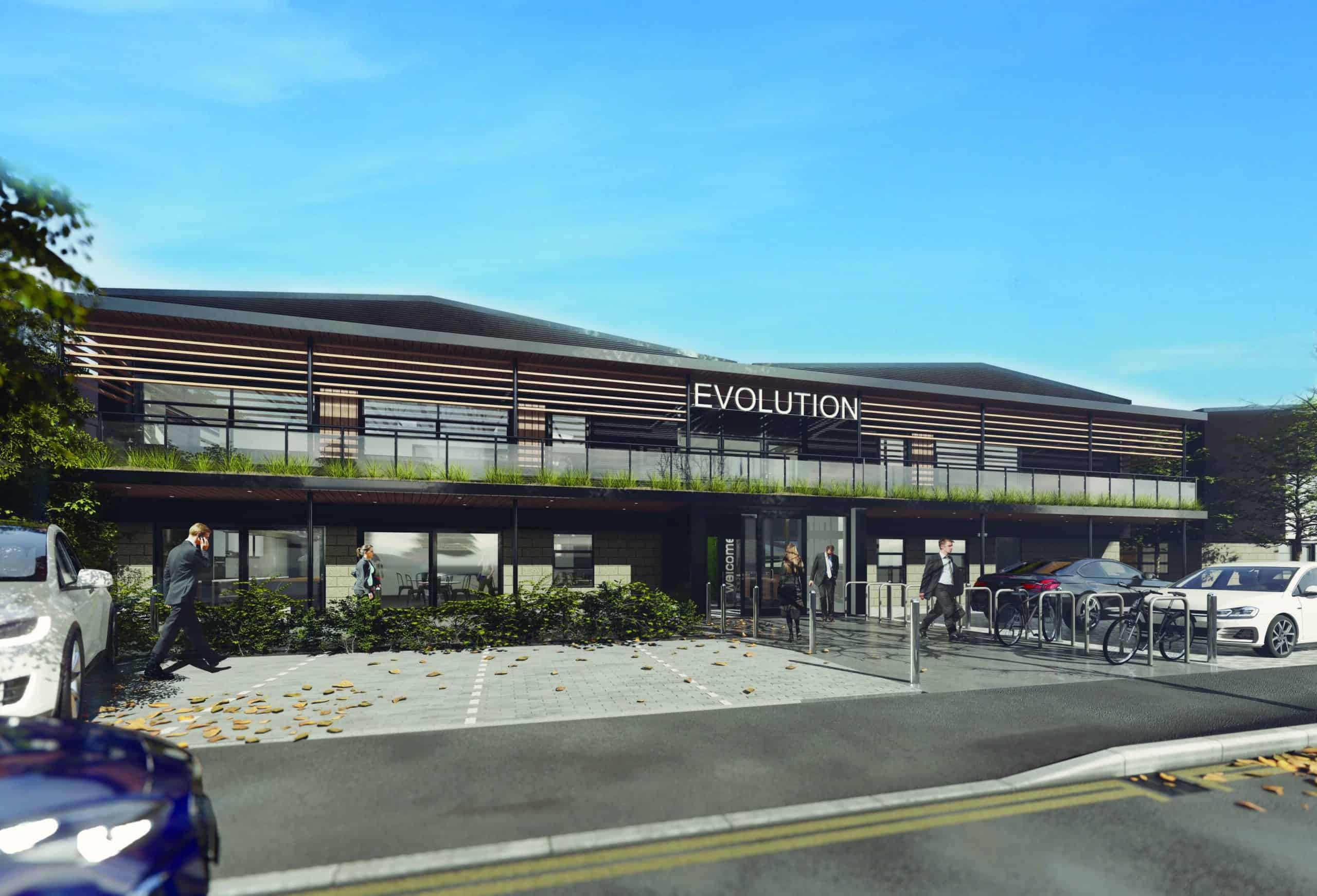 Evolution Business Park