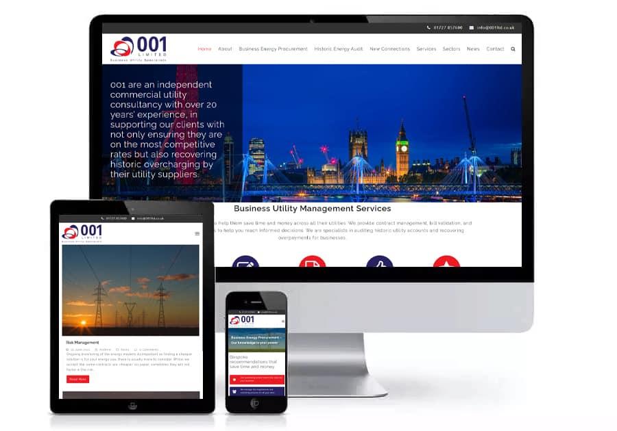 Internet marketing Blue Dolphin Website Design